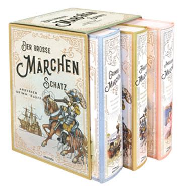 Der große Märchenschatz: Andersen, Grimm & Hauff_small