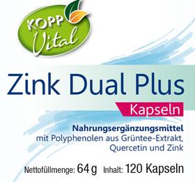 Kopp Vital Zink Dual Plus Kapseln_small01