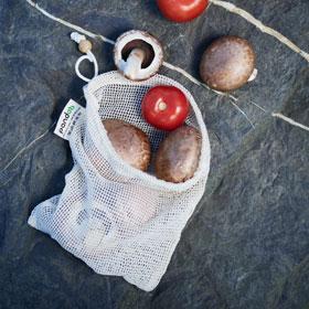 3er-Set Pandoo Obst- und Gemüsenetze aus Bio-Baumwolle_small01