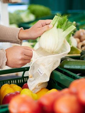 3er-Set Pandoo Obst- und Gemüsenetze aus Bio-Baumwolle_small05