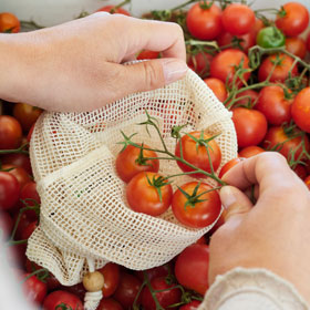 7er-Set Pandoo Obst- und Gemüsenetze aus Bio-Baumwolle_small04