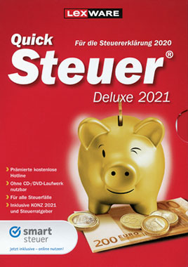QuickSteuer Deluxe 2021_small