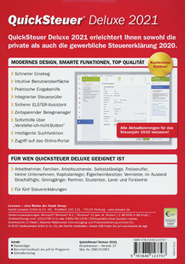 QuickSteuer Deluxe 2021_small01