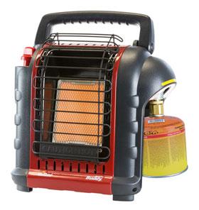 Mr. Heater Mobile Gasheizung inkl. Umrüstschlauch für Gasflasche_small