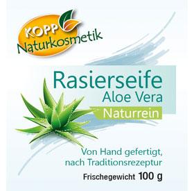 Kopp Naturkosmetik Rasierseife Aloe Vera_small02