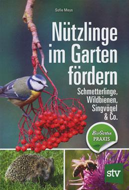 Nützlinge im Garten fördern  _small