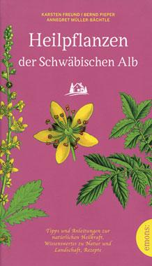 Heilpflanzen der Schwäbischen Alb_small