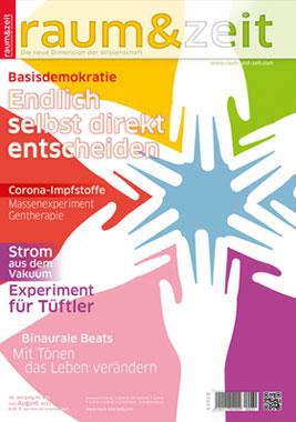 Raum & Zeit Ausgabe Nr. 232 Juli/August 2021_small