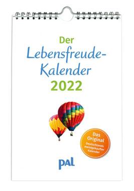 Der Lebensfreude-Kalender 2022_small