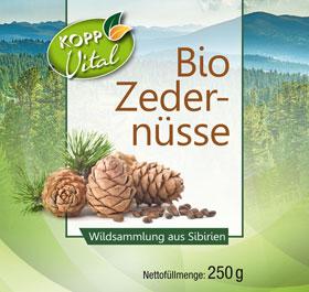 Kopp Vital Bio-Zedernüsse_small01