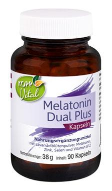 Kopp Vital Melatonin Dual Plus Kapseln_small