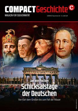 Compact Geschichte Nr. 12 - Schicksalstage der Deutschen_small