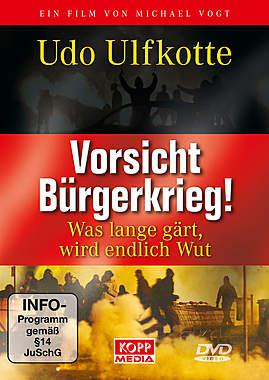 Vorsicht Bürgerkrieg - DVD