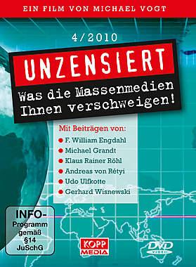 Unzensiert - 4/2010 - DVD