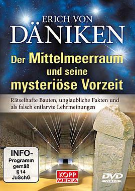 DVD - Der Mittelmeerraum und seine mysteriöse Vorzeit