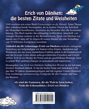 Erich von Dänikens Geflügelte Worte_small01