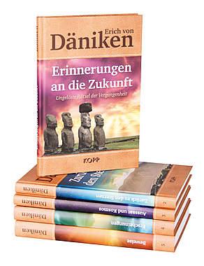 Erich von Däniken - Die Weltbestseller zu den ungelösten Rätseln der Vergangenheit_small01