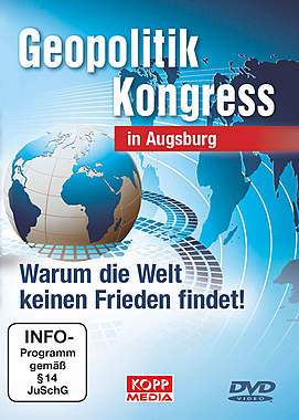 Geopolitik-Kongress DVD - Mängelartikel