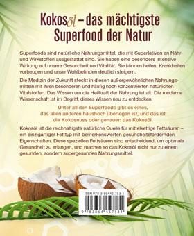 Kokosöl - Das kostbare Lebenselixier für Ihre Gesundheit und Schönheit_small01