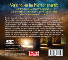 Die Bekenntnisse des Ägyptologen Adel H. - Hörbuch_small01