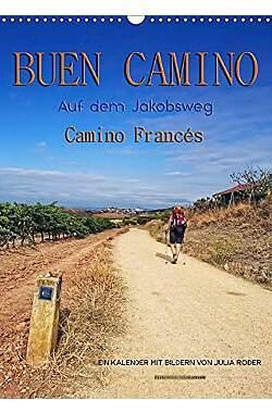 Buen Camino - Auf dem Jakobsweg - Camino Francés - Mängelartikel