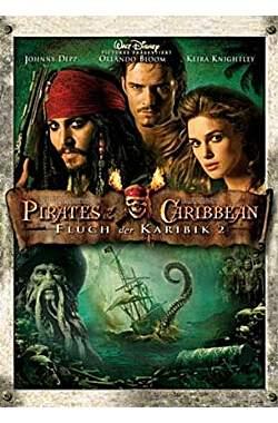 Pirates of the Caribbean - Fluch der Karibik 2 - Mängelartikel