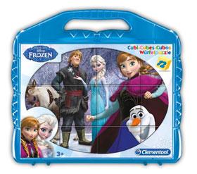 Frozen - Puzzle - Mängelartikel