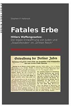 Fatales Erbe - Hitlers Waffengesetze - Mängelartikel