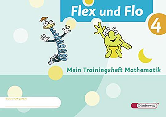 Flex und Flo - Ausgabe 2007: Trainingsheft 4 - Mängelartikel