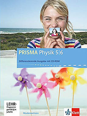 Prisma Physik 5./6. Schuljahr mit CD-ROM - Mängelartikel