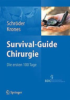 Survival-Guide Chirurgie - Mängelartikel