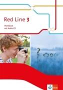 RedLine 3: Klasse 7 Workbook inkl. CD - Mängelartikel
