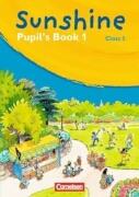 Sunshine: Class 3, Pupil's Book 1 - Mängelartikel