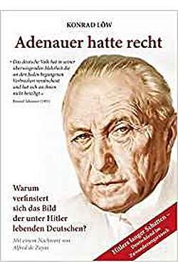 Adenauer hatte recht - Mängelartikel