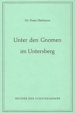 Unter den Gnomen im Untersberg
