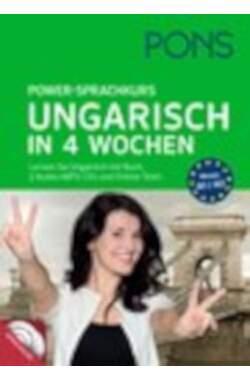 Pons Powersprachkurs Ungarisch in 4 Wochen - Mängelartikel
