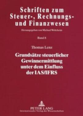 Grundsätze steuerlicher Gewinnermittlung unter dem Einfluss der IAS/IFRS - Mängelartikel