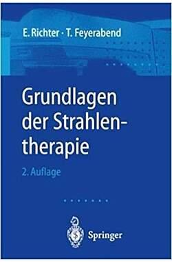 Grundlagen der Strahlentherapie - Mängelartikel