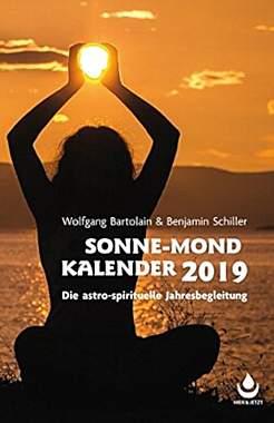 Sonne-Mond Kalender 2019 - Mängelartikel