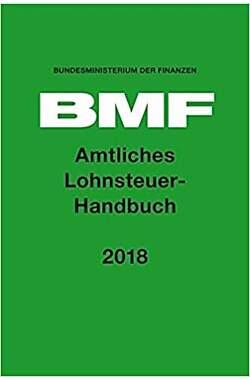 Amtliches Lohnsteuer- Handbuch 2019 - Mängelartikel