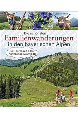 Die schönsten Familienwanderungen - Mängelartikel