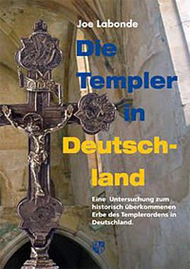 Die Templer in Deutschland - Mängelartikel - Cover leicht beschädigt
