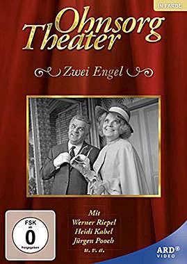 Ohnsorg-Theater: Zwei Engel - Mängelartikel - Cover leicht beschädigt