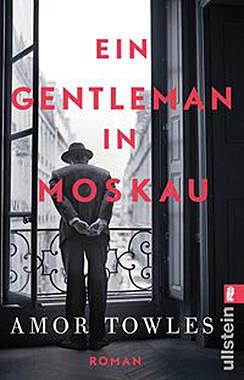 Ein Gentleman in Moskau - Mängelartikel - Cover leicht beschädigt