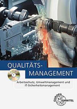 Qualitätsmanagement - Mängelartikel - Cover leicht beschädigt