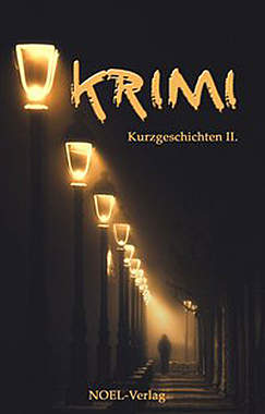 Krimi Kurzgeschichten II. - Mängelartikel - Cover leicht beschädigt
