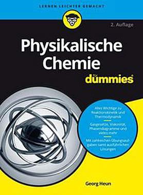 Physikalische Chemie für Dummies - Mängelartikel - Cover leicht beschädigt      Wie die Organische