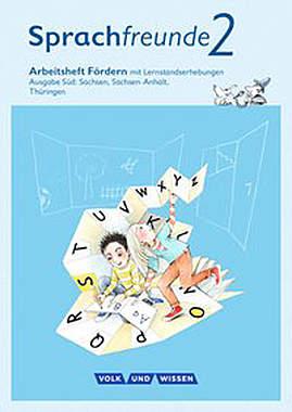 Sprachfreunde - Ausgabe Süd - Mängelartikel - Cover leicht beschädigt