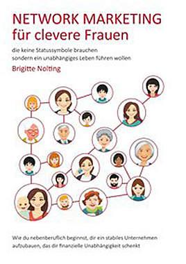 Network Marketing für clevere Frauen - Mängelartikel - Cover leicht beschädigt