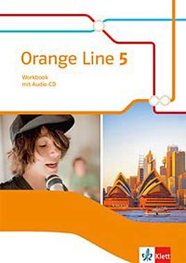Orange Line 5 - Mängelartikel - Cover leicht beschädigt